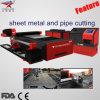 Metal PipeおよびSheet CuttingのためのYAGレーザーCutting Machine