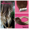 New Arrival Tape Hair Brazilian Remy Extension de cheveux humains