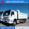 HOWO 6X4 판매를 위한 트럭 30 톤 덤프 트럭 336HP 30tons 팁 주는 사람