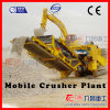 China Mobile que corta la planta de la máquina de pulir de la rafadora
