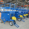 CER 6m Trailer Scissor Lift