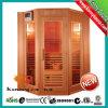 Sauna finlandesa de interior del vapor de la nueva certificación de lujo del CE 2014 Kl-E4