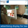 Pantalla plana del marco plástico de la pulgada TFT LED Digital del Flintstone 7 que hace publicidad del vídeo atractivo caliente al por mayor de la TV China