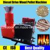 Kleine angetriebene Kahl Tabletten-Druckerei-Dieselmaschine