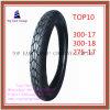 Superqualität, lange Lebensdauer-Motorrad-Reifen 300-17, 300-18, 275-17 des ISO-Nylon-6pr