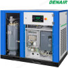 200 compresor de aire de rosca silencioso del petróleo VSD del inversor del HP