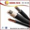 Cable solar 6mm2 del AWG 10 con el TUV