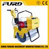 Camminata idrostatica dietro il mini rullo compressore vibratorio con velocità variabile (FYL-D600)