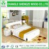 중국 Sz1817 나무로 되는 가구 자기 침대