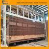 생산 라인 벽돌 갱도 킬른을 만드는 자동적인 벽돌