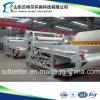 Unidade de secagem da lama, imprensa de filtro da correia, filtro de 500-3000mm
