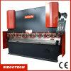 Máquina de dobra hidráulica das placas