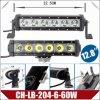 12.8  inondazione 60W/punti/barra di illuminazione combinata del fascio LED con CE (CH-LB-204-6-60W)