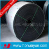 Ácido de la resistencia de abrasión y banda transportadora resistente del álcali