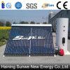 Système solaire pressurisé par fente de chauffe-eau avec le collecteur thermique solaire 100L de caloduc à 500L