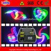 Mini stichhaltiges aktives Weihnachtsleuchte-/3D Laserlicht