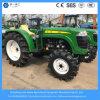40HP Agricultura Uso pequeño jardín rueda agrícola tractor con cargador