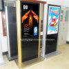 tipo al aire libre/de interior de 46inch de TFT, alameda de compras que hace publicidad de la exhibición del LCD