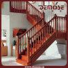 Conception classique d'escalier en bois plein (DMS-S1010)