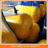 Beweis-Eingabe des Rettungsboot-400kg, die wassergefüllten Gewicht-Beutel prüft