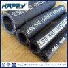 Industrieller Hochdruckschlauch-hydraulisches Gummigefäß des Öl-R2