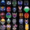 2017 máscaras por atacado de Cosplay Halloween da máscara protetora do partido de Halloween para adultos