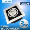 El LED aventuró las luces 3W