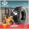 제조 공급 편견 OTR 5.00-8 6.00-9 7.00-12대의 포크리프트 Soild 타이어