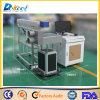 Incisione calda del laser del tubo di vetro 80W del CO2 di vendita della Cina sul prezzo della macchina della marcatura del metallo