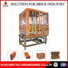 De automatische Holle Machine van het In blokken snijden van de Klei