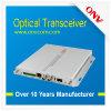 2 de Video + Data/Alarm + de Audio + de Telefoon van het kanaal + de Optische Zendontvanger Ethernet van 100m
