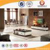 연장할 수 있는 강화 유리 상단 목제 식탁 (UL-Y055-2)