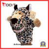 Marionnette de main mignonne de bébé de jouet de tigre d'animal sauvage