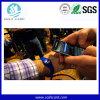 Wristband do silicone RFID do uso do controle de acesso