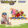 Onderwijs DIY 3D EVA Puzzle Assemble Toys