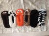 6つのカラー女性の動物のヘッド屋内靴(RY-SL1626)
