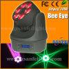 Éclairage principal mobile du plus nouveau d'abeille bourdonnement de l'oeil 6PCS*15W LED (SF-126)