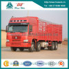 Sinotruk HOWO 8X4 선반 Body Cargo Truck 290HP