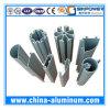 La qualité 6000 séries d'aluminium d'alliage profile l'extrusion