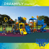 Sistema al aire libre 2015 del patio de los niños de la buena calidad del jardín de la infancia
