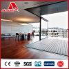 Oficina material de construcción paneles de pared de partición Panel Acm de materiales de construcción