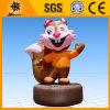 Custom gigante 3m High Inflatable Cartoon Squirrel (BMCT09)