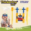 子供のプラスチックPeasonlizedの教育用具のおもちゃ