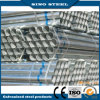 Слабо или Galvanized Round/Square/Rectangular ERW Steel Pipe