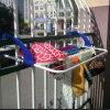 Folable chausse le rail de serviette bon marché de support de serviette d'étagère