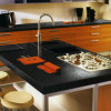 Floor Tile、Wall TileのためのカウンタートップQuartz Stone Slab Countertopは、働くTop