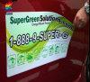 Kundenspezifischer entfernbarer wasserdichter magnetischer Auto-Aufkleber (SS-MS-4)