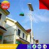 Calle superior poste ligero de la energía de la energía solar del fabricante