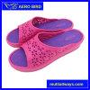 Wipschakelaar van de Wig van Sandals van het Platform van de zomer de Vlakke Dame Slippers