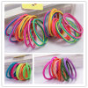 10 mengden de stukken van de Kleur Promotie Goedkope Elastische Hairbands (JE1514)